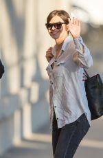 LAUREN COHAN Arrives at Jimmy Kimmel Live! in Hollywood 01/26/2016