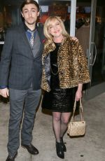 LISA WILCOX at Noho 7 Movie Theater in Los Angeles 01/18/2016