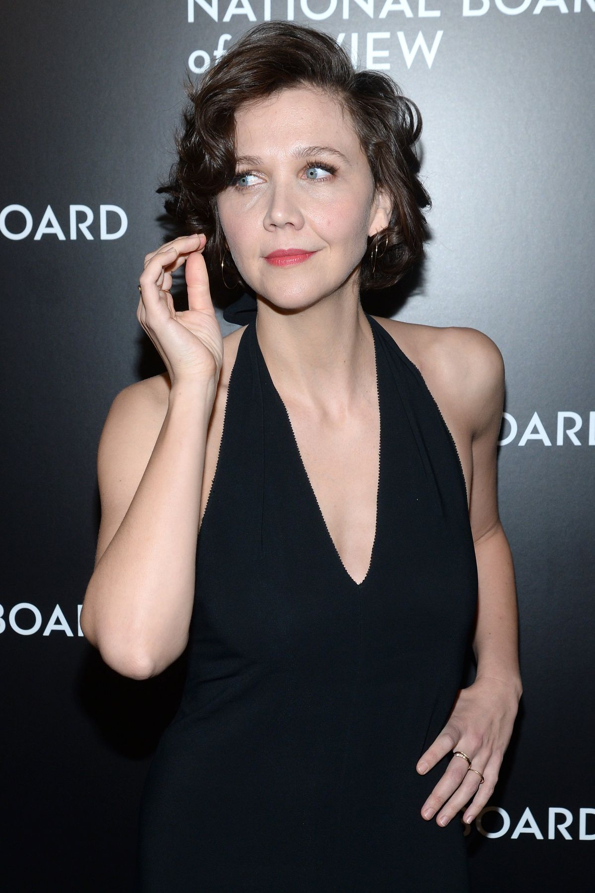 MAGGIE GYLLENHAAL at 2015 National Board of Review Gala in New York 01 ... Maggie Gyllenhaal