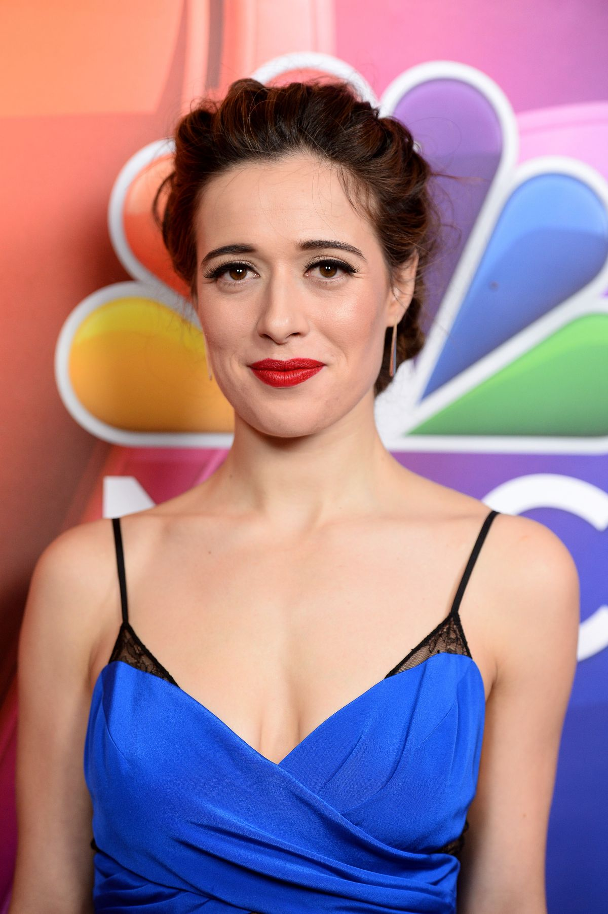 MARINA SQUERCIATI at NBC/Universal 2016 Winter TCA Tour in Pasadena 01/13/2016