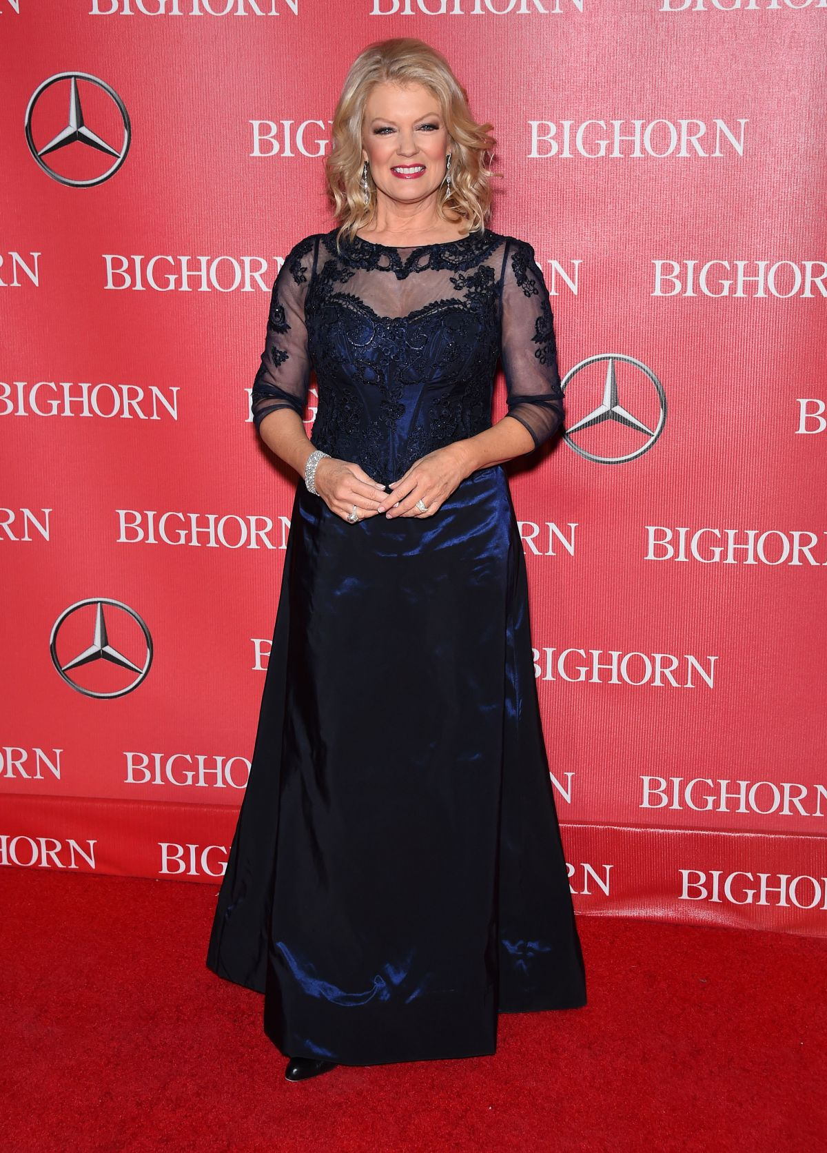 MARY HART at 27th Annual Palm Springs International Film Festival 01/02/2015