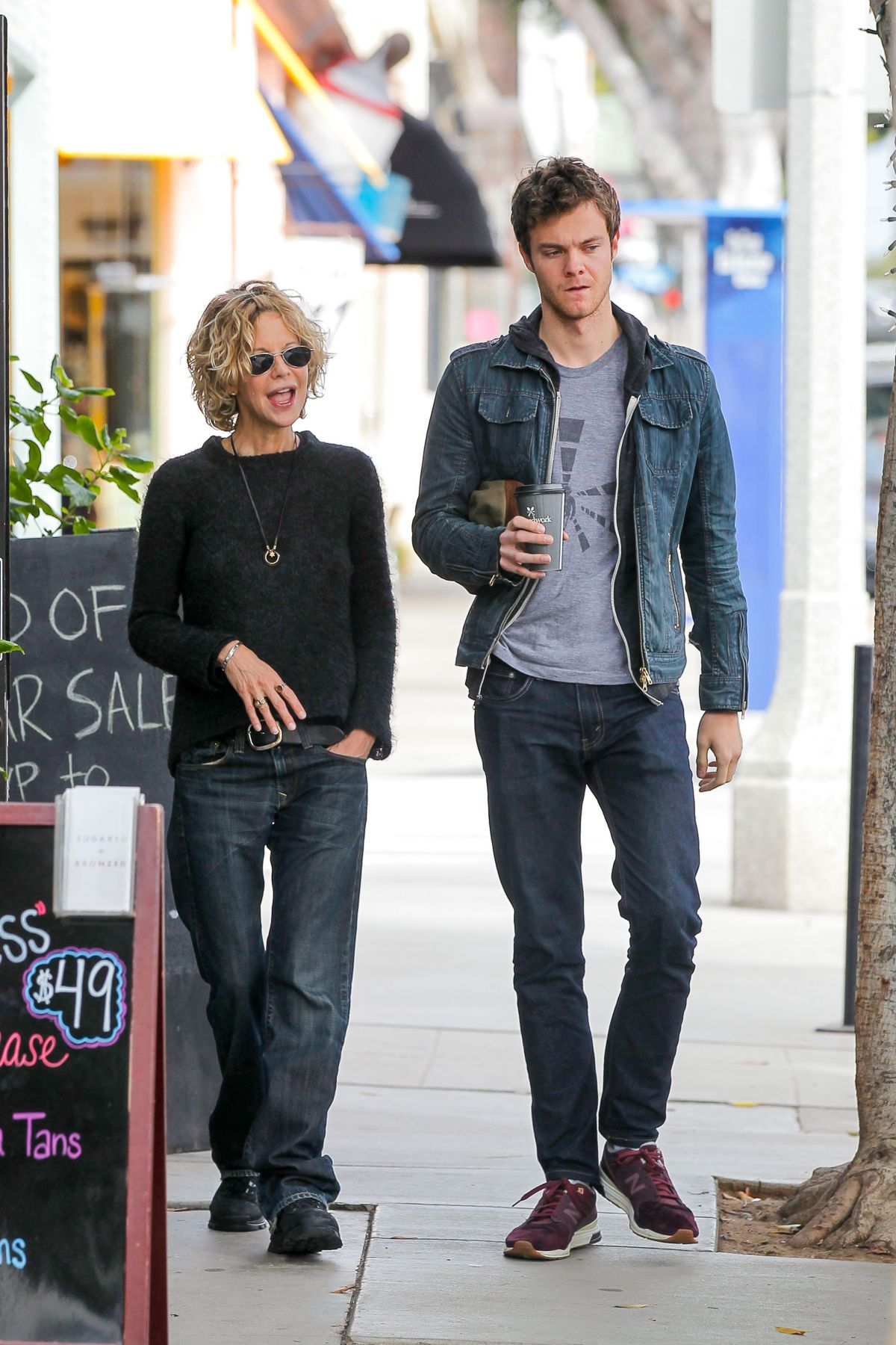 jack quaid meg ryan - photo #9