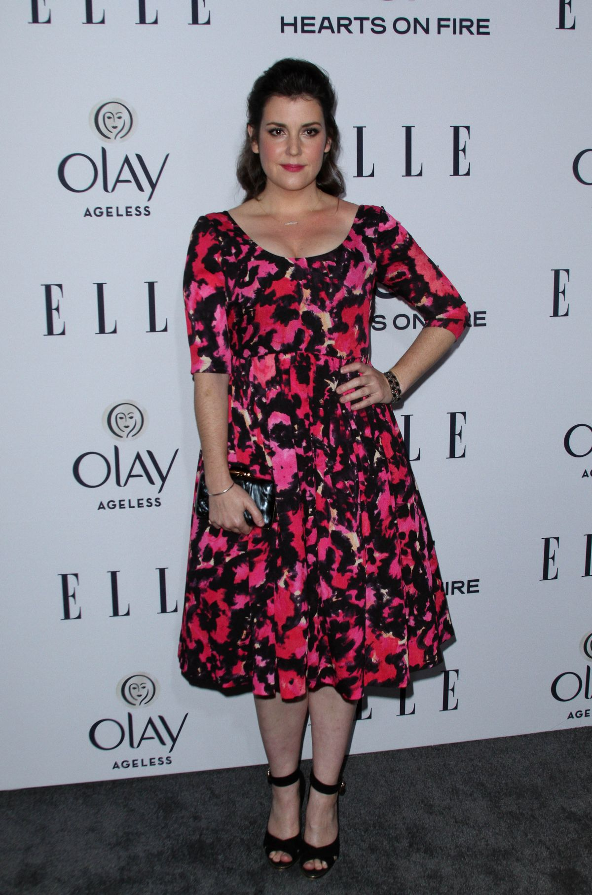 MELANIE LYNSKEY at Elle's Women in Television 2016 Celebration in Los Angeles 01/20/2016