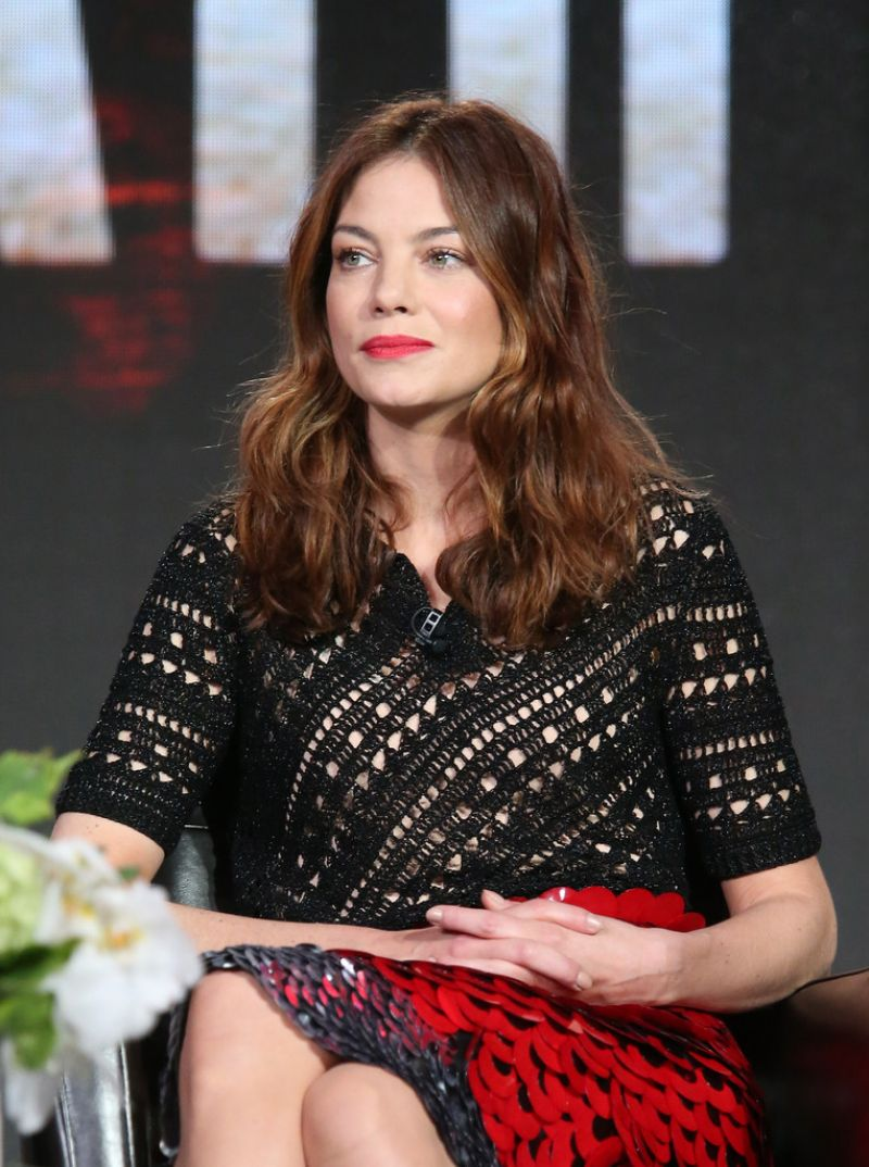 MICHELLE MONAGHAN at 2016 Winter TCA Tour 5 in Pasadena 01/09/2016