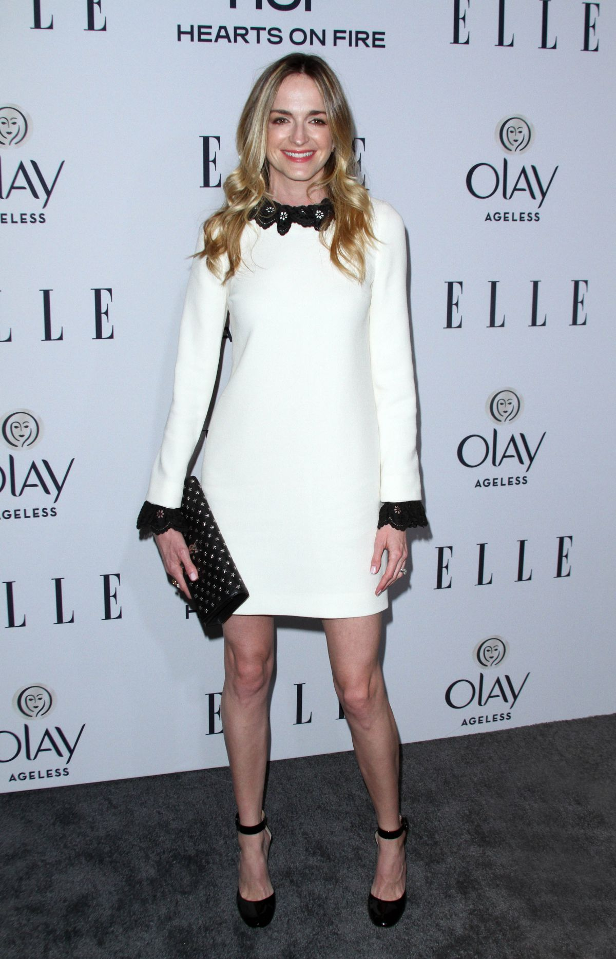 MOLLY MCNEARNEY at Elle's Women in Television 2016 Celebration in Los Angeles 01/20/2016