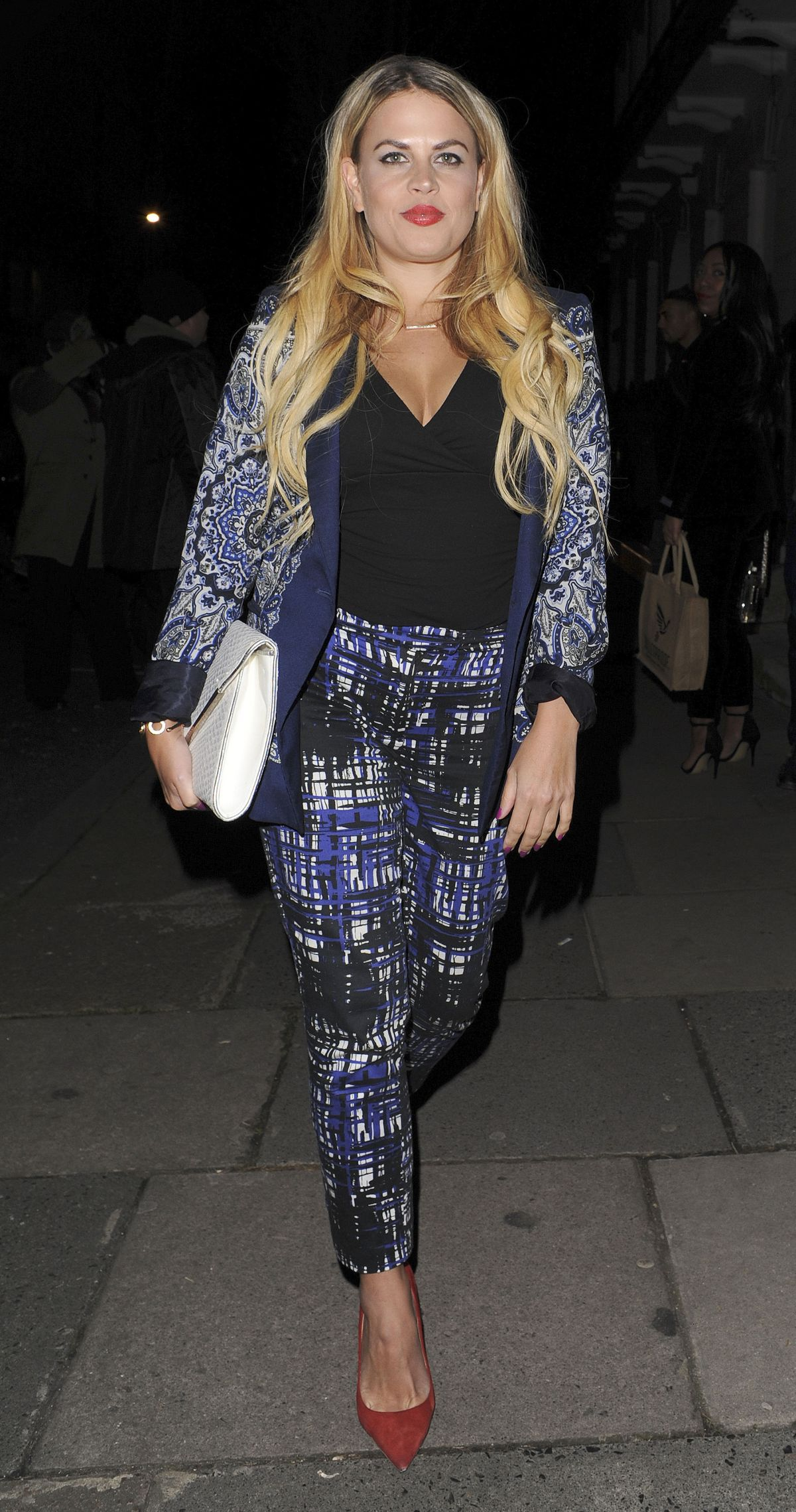 NADIA ESSEX at Launch of Rachel Christie