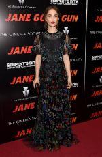 NATALIE PORTMAN at Jane Got A Gun Premiere in New York 01/27/2016