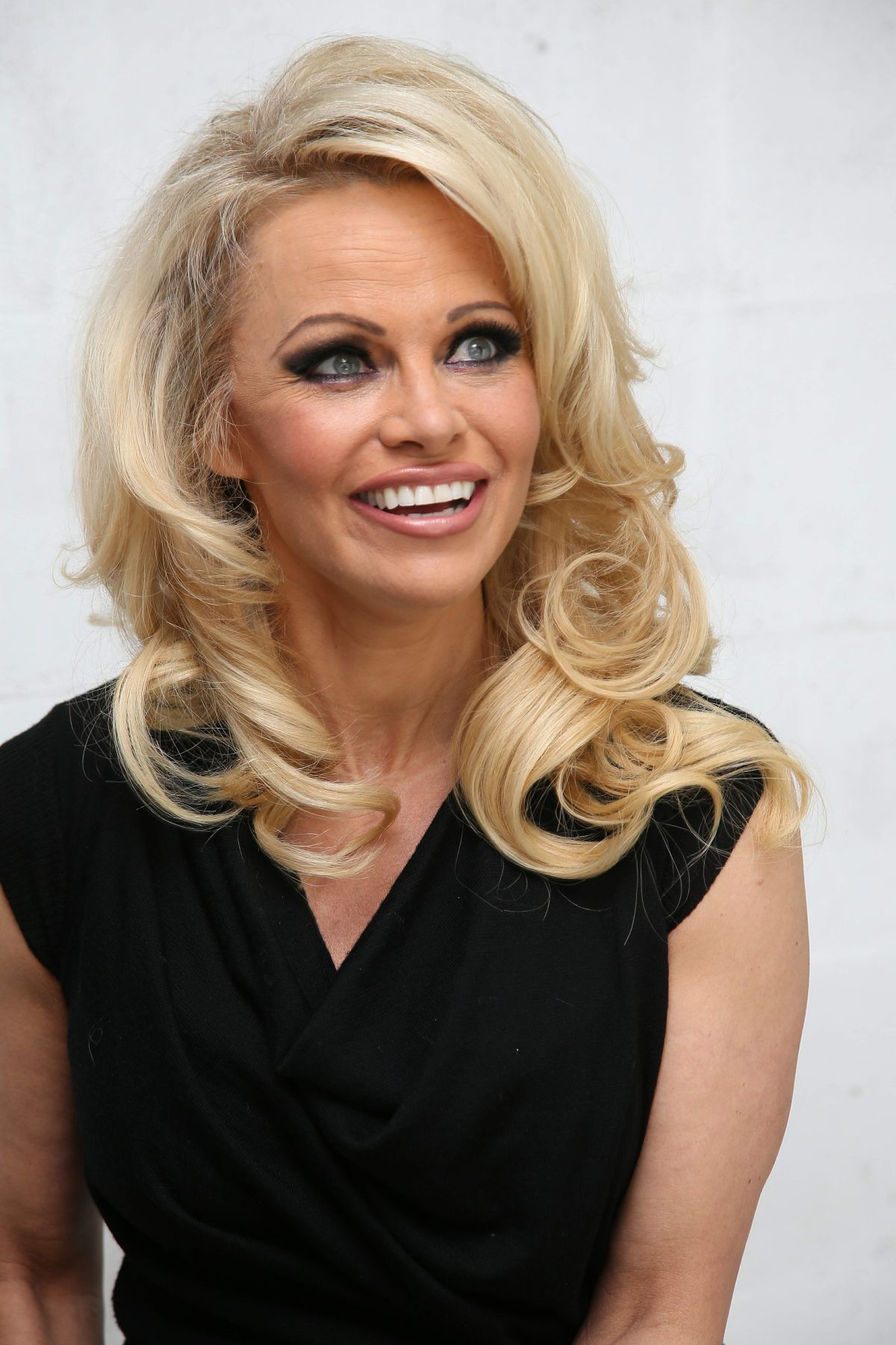 <b>PAMELA ANDERSON</b> at Amelie Pichard X <b>Pamela ANderson</b> Shoe Collection Launch ... - pamela-anderson-at-amelie-pichard-x-pamela-anderson-shoe-collection-launch-01-21-201-_1