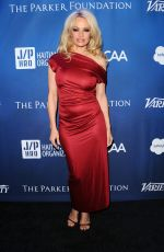 PAMELA ANDERSON at Gala Benefiting Haitian Relief in Beverly Hills 01/09/2016