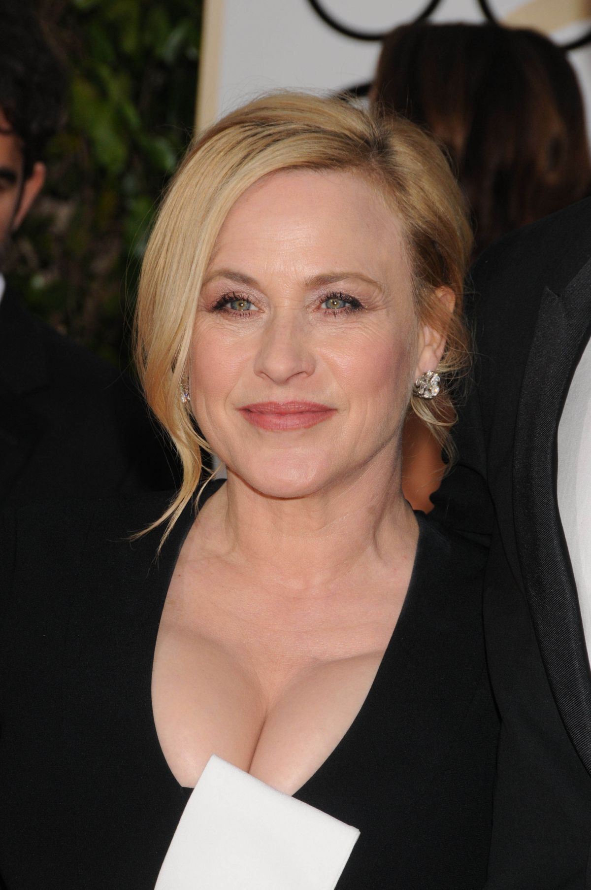 PATRICIA ARQUETTE at 73rd Annual Golden Globe Awards in Beverly Hills 10/01/2016