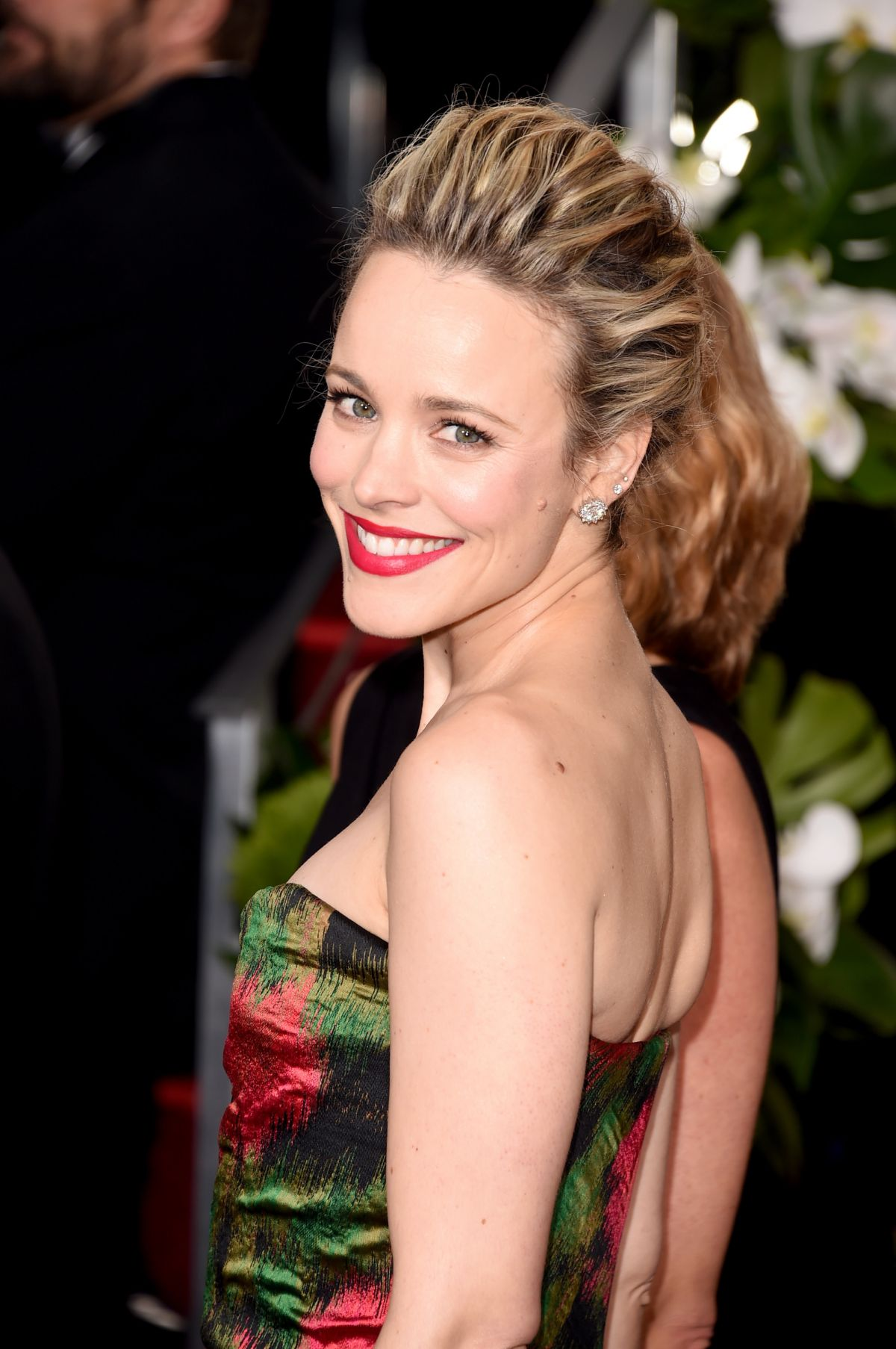RACHEL MCADAMS at 73rd Annual Golden Globe Awards in ... Rachel Mcadams