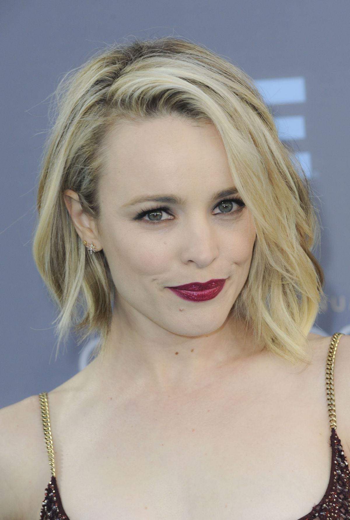 RACHEL MCADAMS at Critics's Choice Awards 2016 in Santa ...