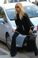 RACHEL ZOE Out and About in Los Angeles 01/21/2016