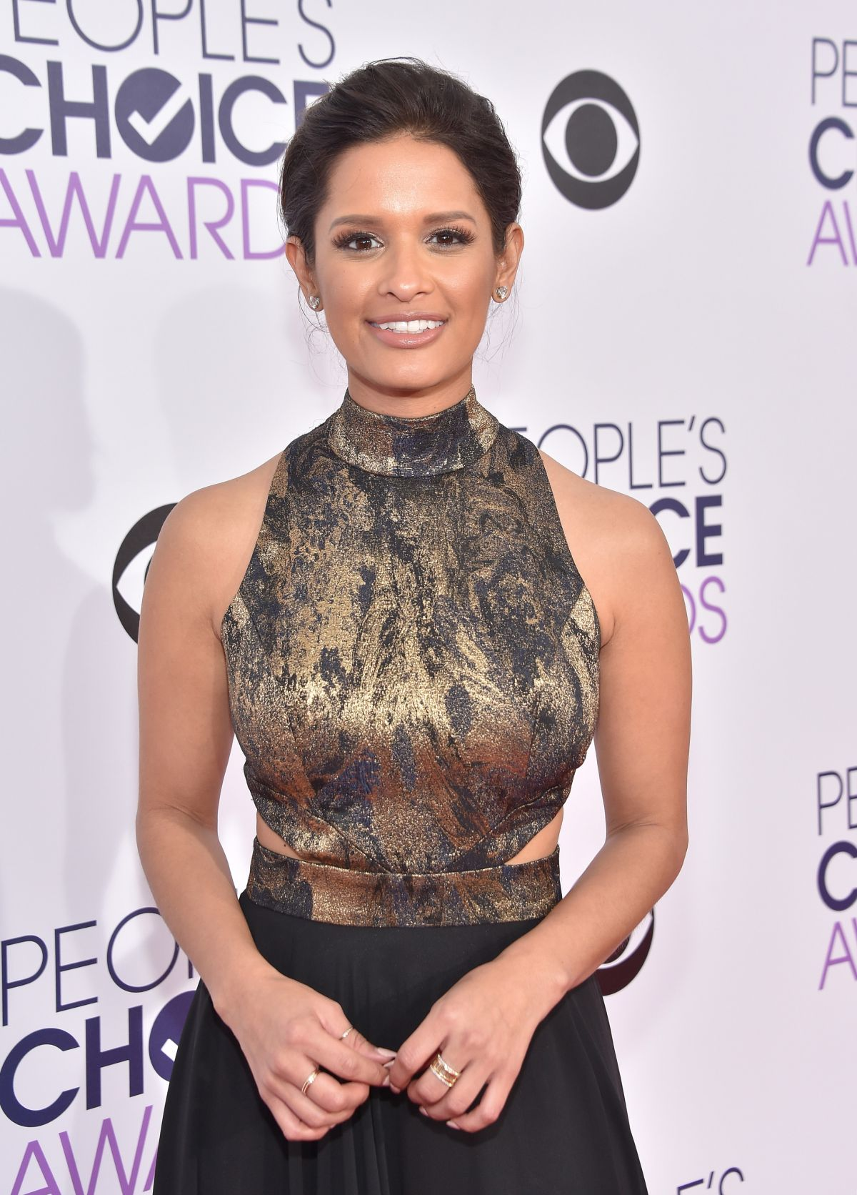 ROCSI DIAZ at 2016 People's Choice Awards in Los Angeles 01/06/2016