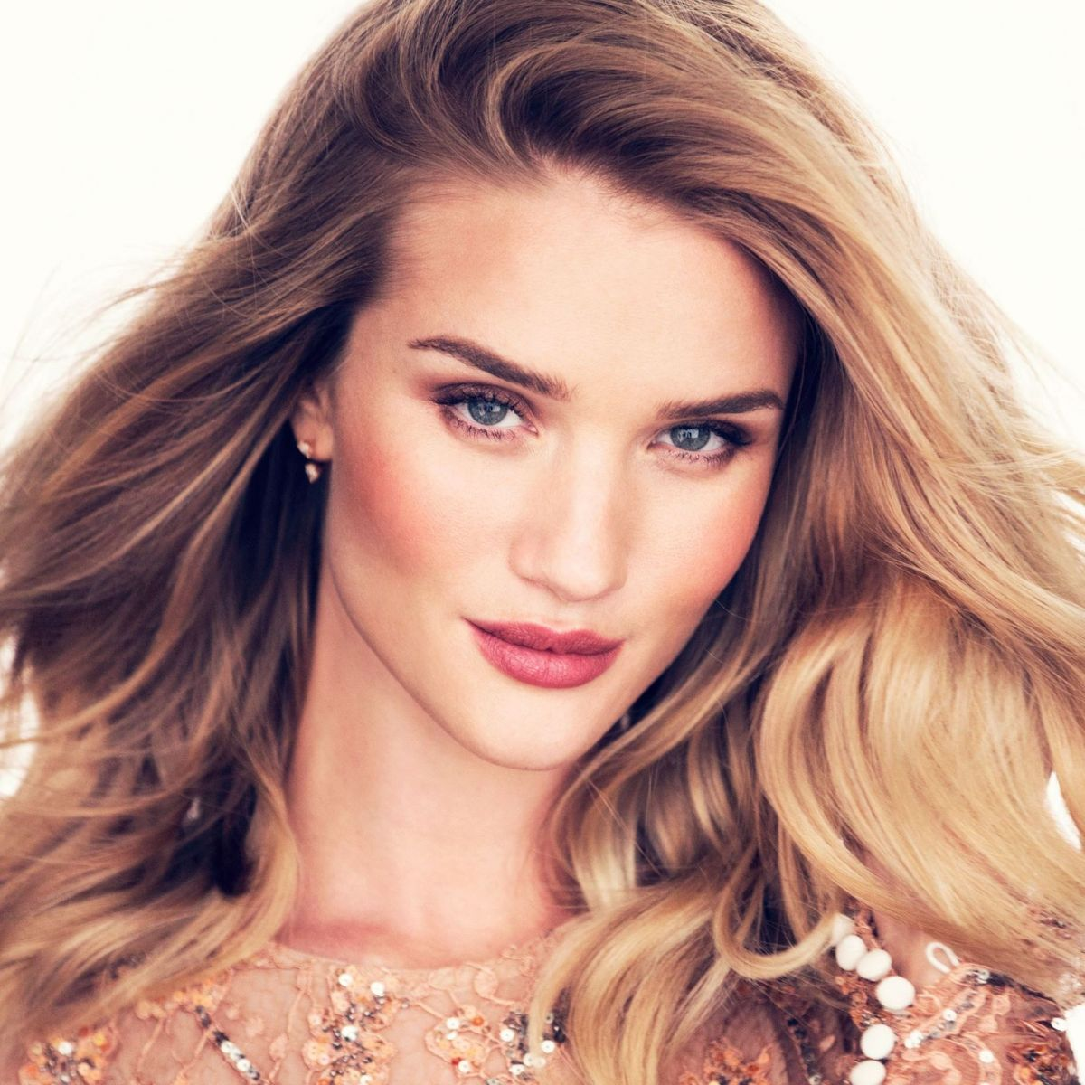 ROSIE HUNTINGTON-WHITELEY by David Bellemere for Glamour Magazine Rosie Huntington Whiteley
