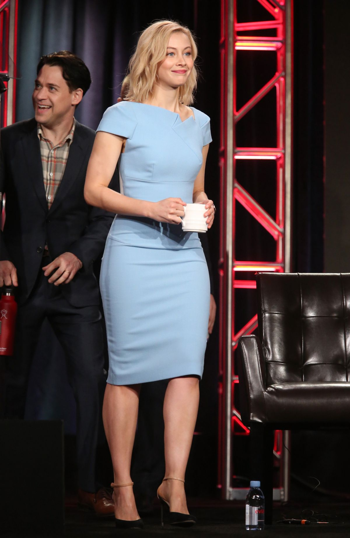 SARAH GADON at 2016 Winter TCA Tour Panel in Pasadena 01/09/2016