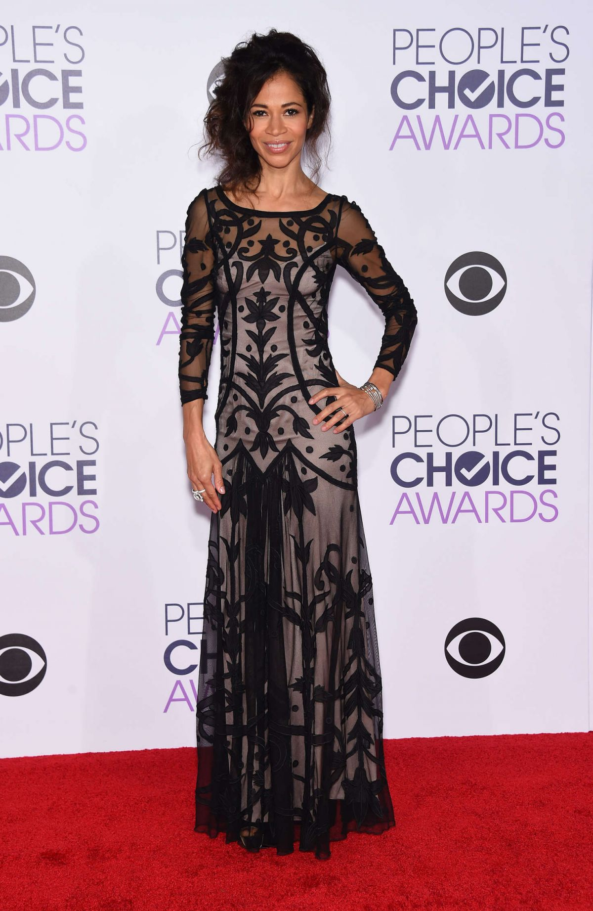 SHERRI SAUM at 2016 People's Choice Awards in Los Angeles 01/06/2016