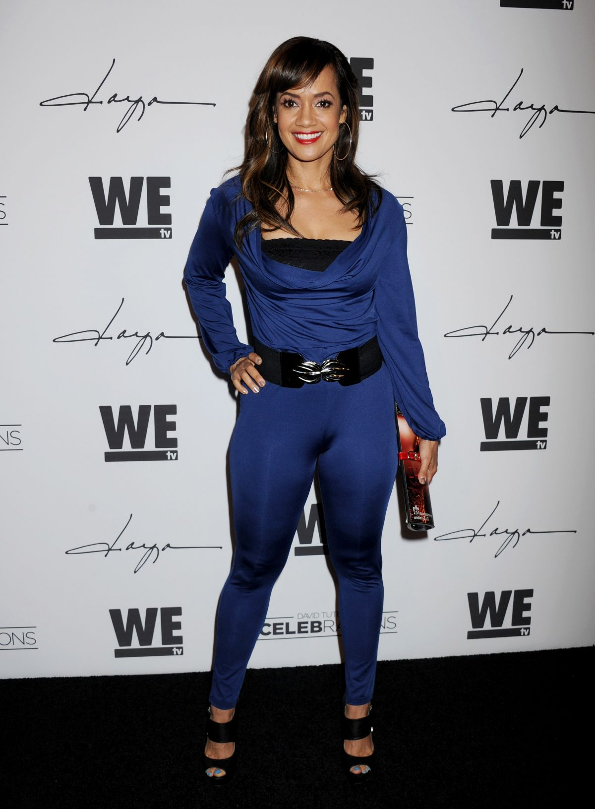 Tammy Townsend At Daya By Zendaya Shoe Line Launch In Los