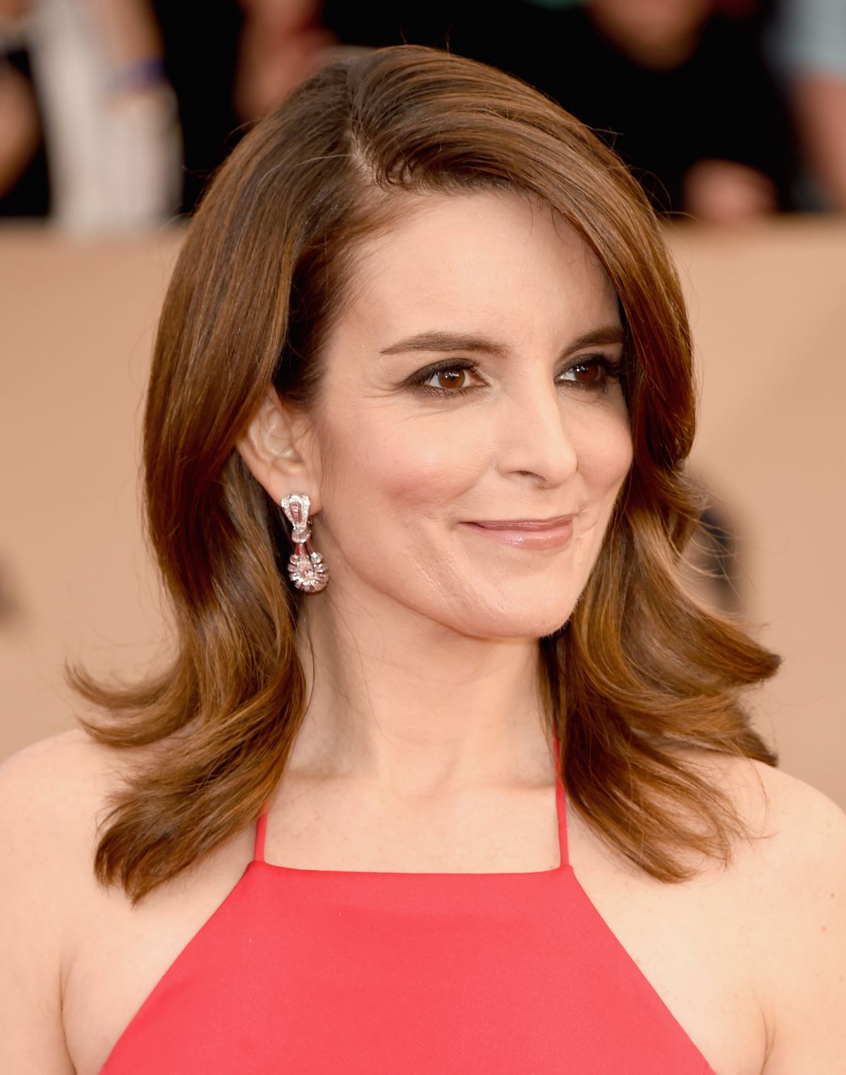 Tina Fey At Screen Actors Guild Awards 2016 In Los Angeles