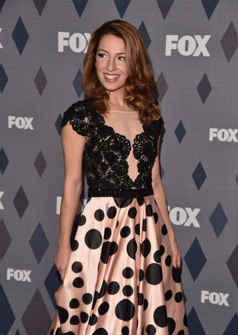 VANESSA LENGIES at Fox Winter TCA 2016 All-star Party in Pasadena 01/15/2016