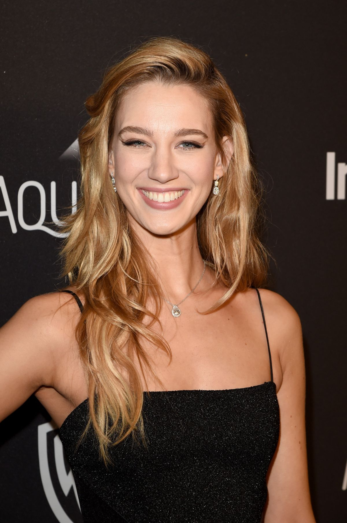 YAEL GROBGLAS at Instyle and Warner Bros. 2016 Golden Globe Awards Post-party in