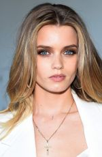 ABBEY LEE KERSHAW at Calvin Klein Fall 2016 Fashion Show at NYFW 02/18/2016