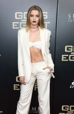 ABBEY LEE KERSHAW at Gods of Egypt Premiere in New York 02/24/2016