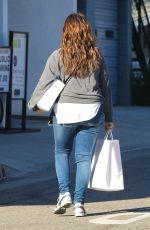 ALANIS MORISSETTE Shopping on Abbot Kinney Blvd in Los Angeles 02/03/2016