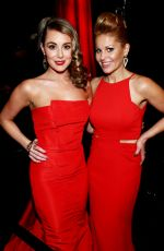 ALEXA VEGA at Go Red for Women Red Dress Collection 2016 in New York 02/11/2016
