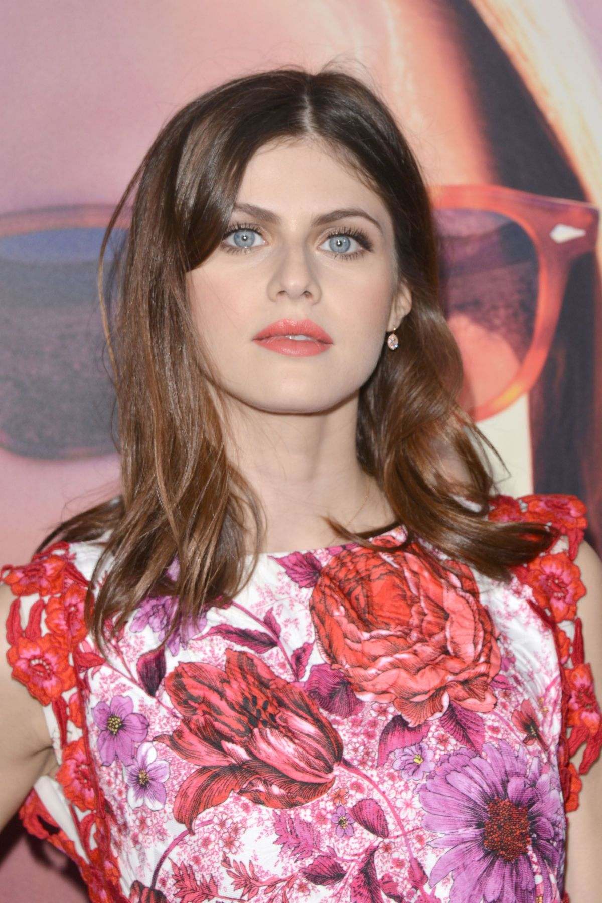 ALEXANDRA DADDARIO at The Choice Premiere in Hollywood 02 ...
