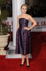 ALISON PILL at Hail, Caesar Premiere in Westwood 02/01/2016