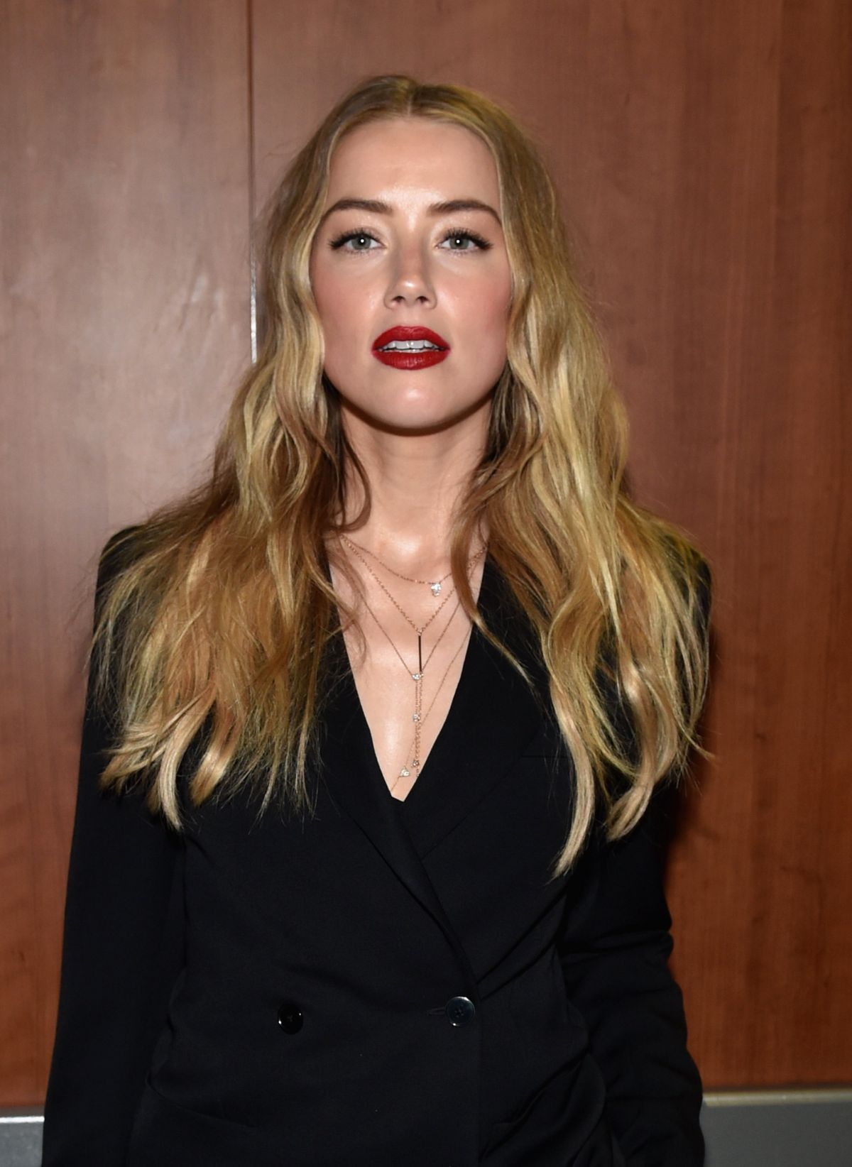 AMBER HEARD at Grammy ... Amber Heard
