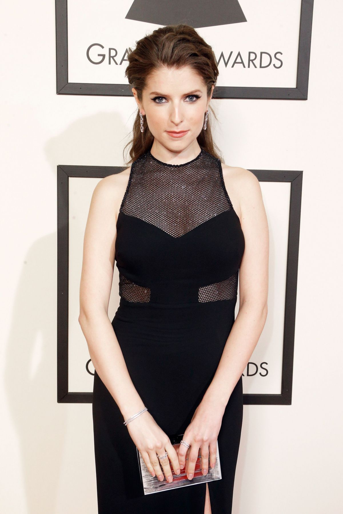 ANNA KENDRICK at Grammy Awards 2016 in Los Angeles 02/15/2016