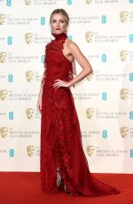 ANNABELLE WALLIS at British Academy of Film and Television Arts Awards 2016 in London 02/14/2016