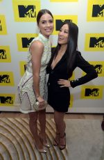 ARDEN CHO and SHELLEY HENNING at MTV Press Junket and Cocktail Party 0218/2016