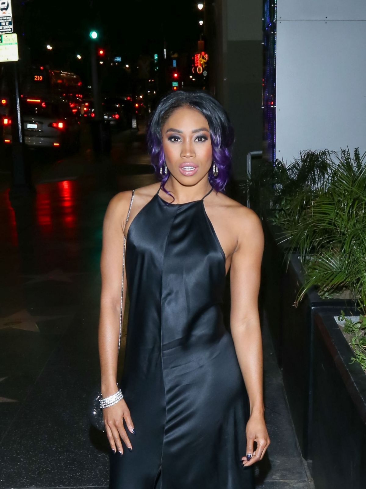 ARIANE ANDREW at The House of Macau in Los Angeles 02/05/2016