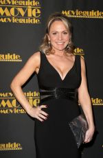 BARBARA ALYN WOODS at Movieguide Awards 2016 in Los Angeles 02/05/2016