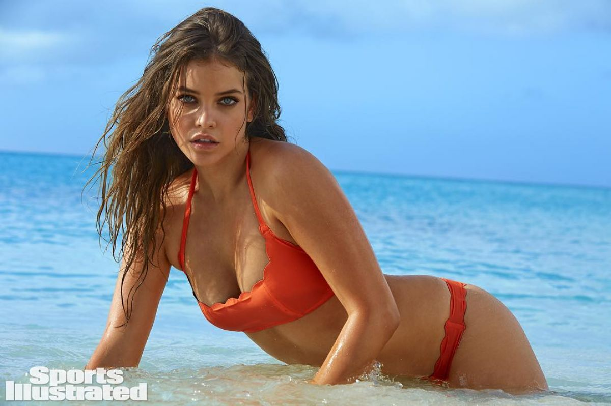 BARBARA PALVIN in Sports Illustrated Swimsuit 2016 Issue - HawtCelebs ...