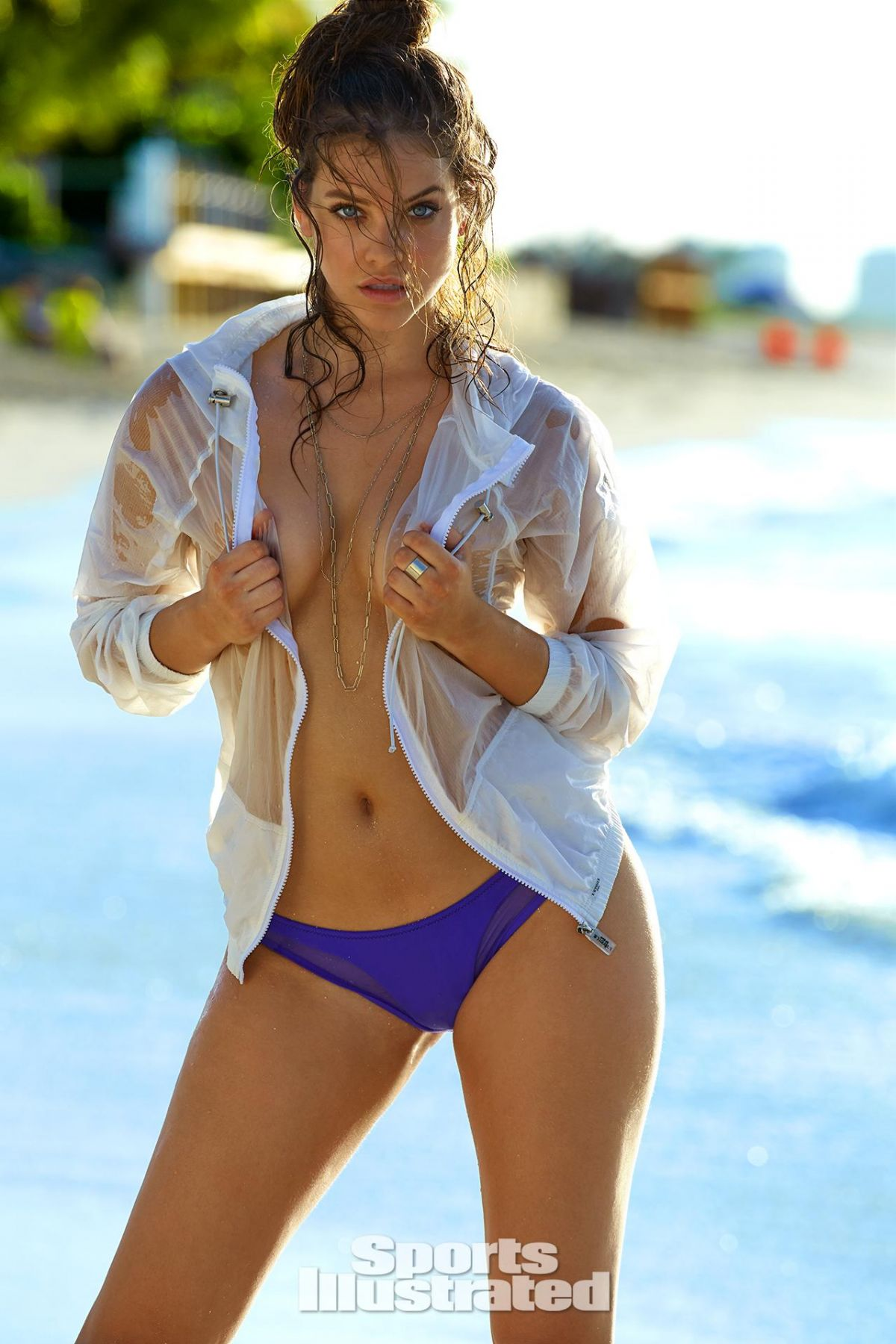 BARBARA PALVIN in Sports Illustrated Swimsuit Issue 2016 ...