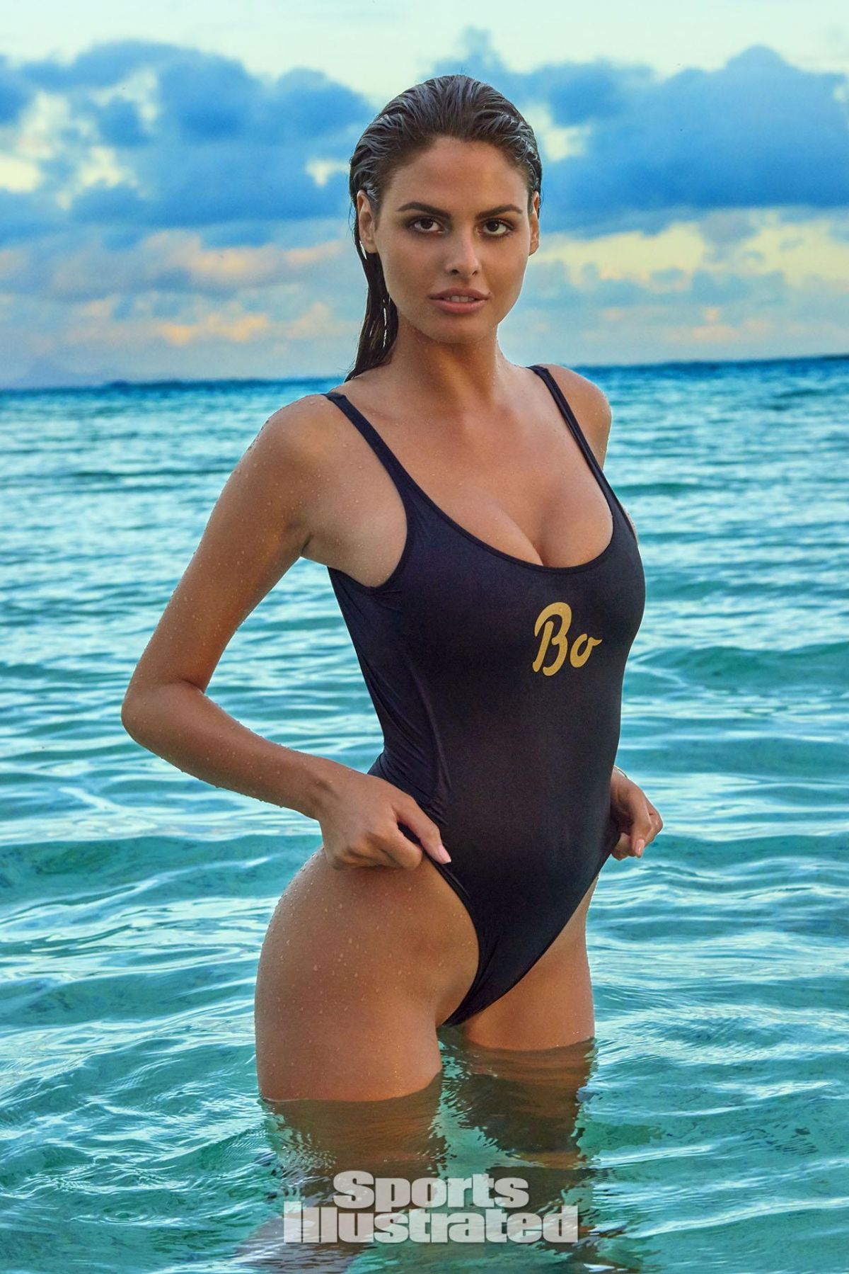 612ae4a111ad9 BO KRSMANOVIC in Sports Illustrated Swimsuit Issue 2016 - HawtCelebs