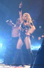 BRITNEY SPEARS Performs at Piece of Me Show in Las Vegas 02/13/2016