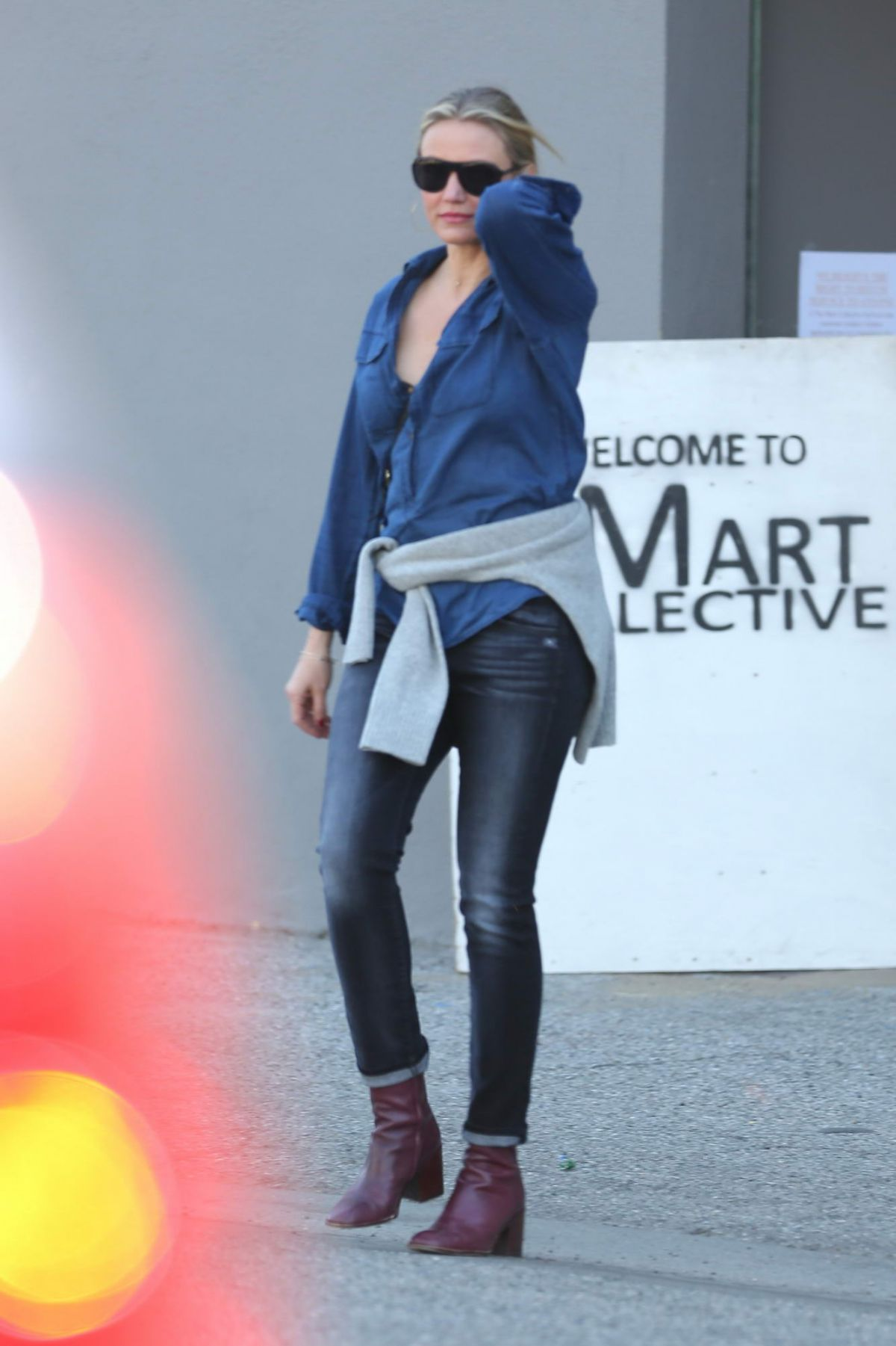 Cameron diaz out shopping at mart collective in venice 01 28 2016