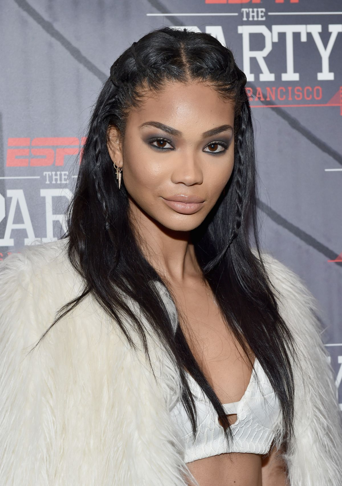 chanel iman interview