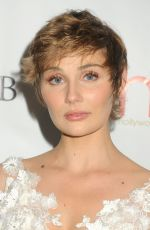 CLARE BOWEN at 2016 Hollywood Beauty Awards in Los Angeles 02/21/2016