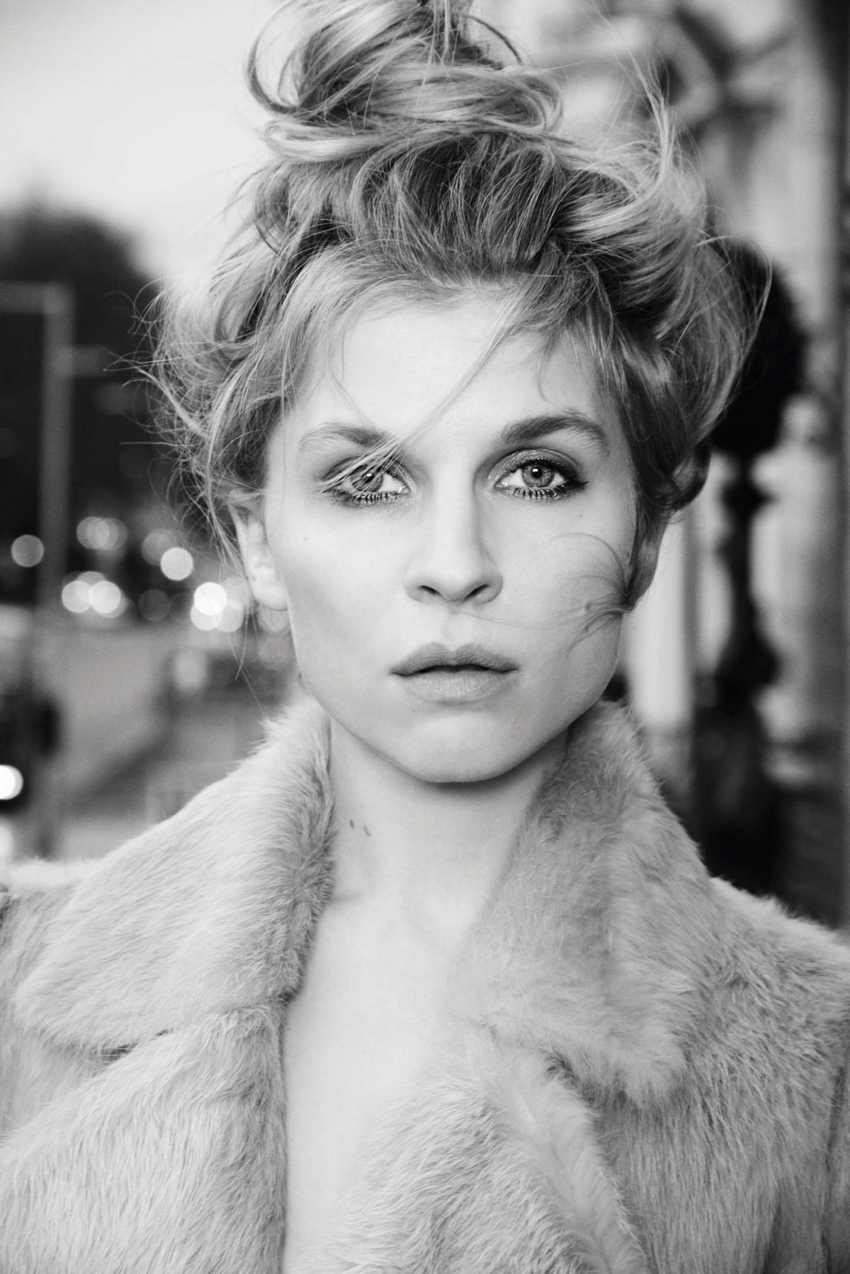 CLEMENCE POESY by Olivia Frolich Photoshoot