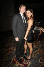 COTE DE PABLO at Movieguide Awards 2016 in Los Angeles 02/05/2016