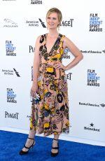 CYNTHIA NIXON at Film Independent Spirit Awards in Santa Monica 02/27/2016