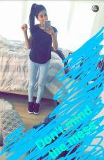 DANIELLA MONET - ig/snapchat 02/07/-02/08/2016