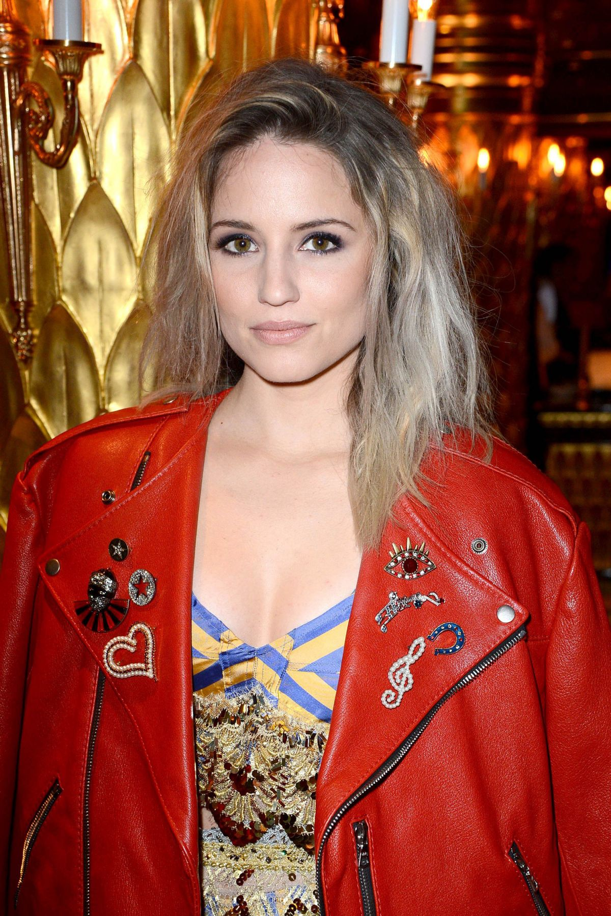 Dianna Agron At Marc Jacobs Beauty Dinner In New York 02