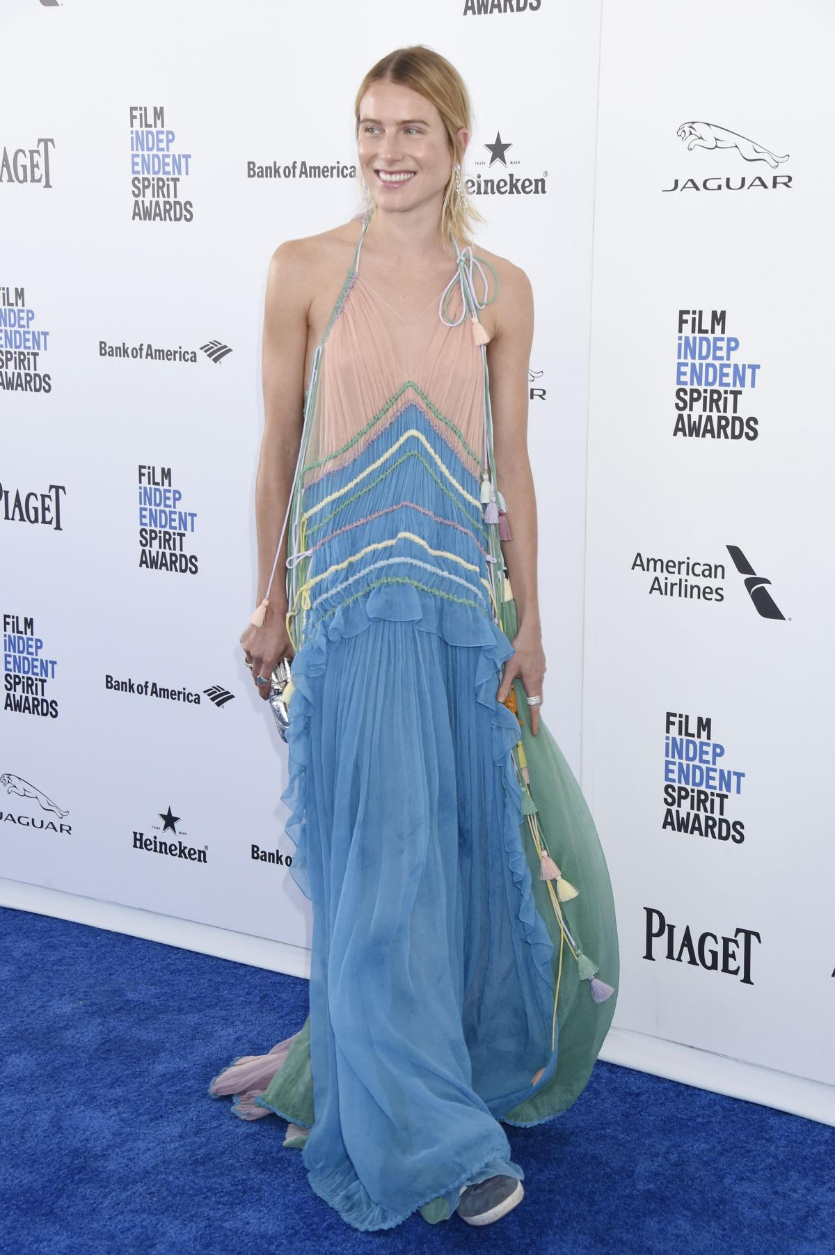 DREE HEMINGWAY at Film Independent Spirit Awards in Santa Monica 02/27/2016